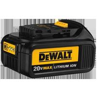 DeWalt Baterías y Cargadores